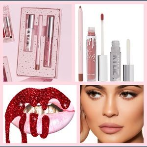 KYLIE COSMETICS Kylie Holiday Lip Set